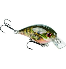 "Strike King Strike King HCKVDS1.0-663 KVD 1.0 Square Bill Crankbait, 2 1/2"", 3/8 oz, Natural Bream, Floating,1pk"