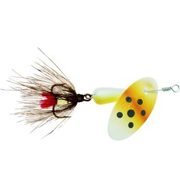 panther martin Panther Martin 1PMBRT-D Nature In-Line Spinner, #1, 1/32 oz, Brown Trout (654913)