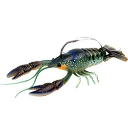 River2Sea River2Sea CLC90/06 Dahlberg Clackin' Crayfish 90, Blue-Olive, 3/4 oz, 2 3/4in, River2Sea (BN) 2X strong 3/0, Sinking