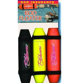 "Blakemore 436 6"" Rod Floaters 3/Pk Asst-Black/Yellow/Orange"