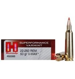 Hornady Hornady Superformance Varmint 22-250 50gr V-MAX