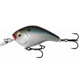 "13 Fishing 13 Fishing Jabber Jaw Hybrid Squarebill 2-3/8"" Natty Light"