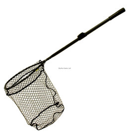 "Promar Promar LN-900BT Premier Telescopic Series Landing Net - 17"" Hoop, 36"" Ext. Handle, HookResist Netting"