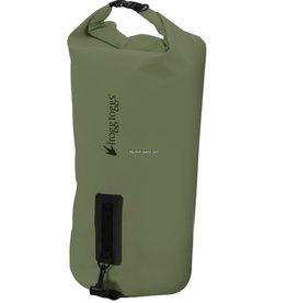 Frogg Toggs Frogg Toggs LDB100-09 PVC Tarpaulin Waterproof Dry Bag w/Cooler Insert, Green, 50L