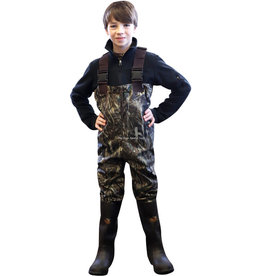 Caddis Wading Systems Caddis Wading Systems WFW7906W-6 MAX-5 Camo 2- Ply Youth Chest Wader