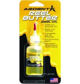 Ardent Ardent 0220 Reel Butter Oil 1oz Synthetic Oil for Reels