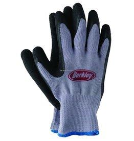 Berkley Berkley BTFG Non-Slip Coated Fisherman's Glove Blue & Grey