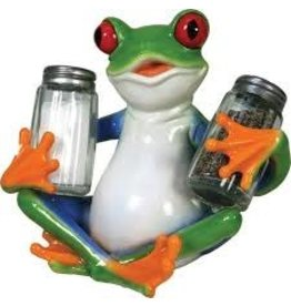 Rivers Edge Frog S&P Shaker Holder