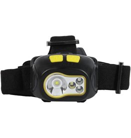 Luxpro LPE LuxPro Multi Colour Headlamp