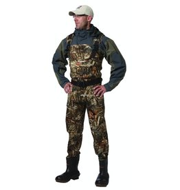 Caddis Wading Systems Caddis Wading Systems WFW10901W-8 3.5mm Max5 Neoprene Bootfoot Chest Waders 600Gr Sz8