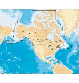 Navionics MSD/NAV+CA Navionics+ Regions, Canada
