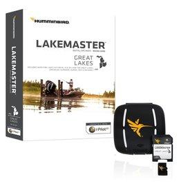 Hummingbird Humminbird 600015-7 Great Lakes Lake Map