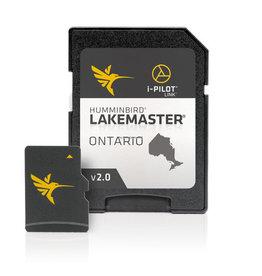 humminbird Humminbird 600053-2 Lakemaster Digital Chart-Ontario V2 (Includes Woods/Rainy)