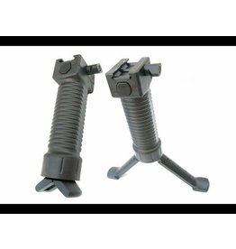 ASG Airguns ASG Vertical Front Grip With Spring Loaded Bipod