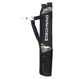 Bohning Bohning Tube Quiver (black/Camo)