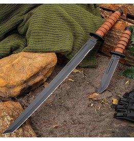 United Cutlery US Marine 1942 Knife & Sword Combo