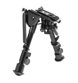 """NcSTAR NCStar Precision Grade BiPod Compact Friction Extends from 5.5""""-8.0""""  ABPGC"""