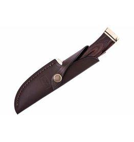 Buck Knives Buck Zipper, Heritage, Walnut Handle