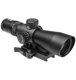 NcSTAR NCStar Mark III 3-9x42 Scope Tactical Series Gen II Red/Blue Illuminated STP3942GV2 P4 Reticle