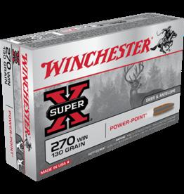 Winchester Winchester Super X 270WIN 130GR