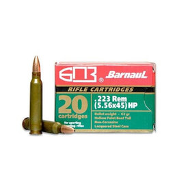 Barnaul Barnaul 223 Rem (5.56x45)HP 62gr