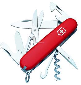 Victorinox Swiss Army 1.3703-X5 Red Climber Pocket Knife
