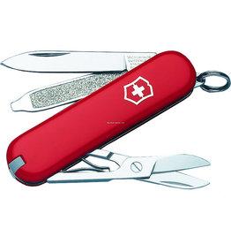 Victorinox Swiss Army 0.6223-X95 Red Classic Pocket Knife