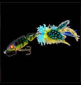 Arbogast Arbogast Jointed Jitterbug 2.0 Blue Kill