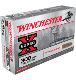 Winchester Winchester 308 WIN 150gr Super X Power Point