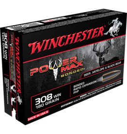 Winchester Winchester 308WIN 180gr Bonded Rapid Expansion PHP