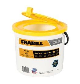Frabill FRABIL FISHNFUN BUCKET 4.5 QT
