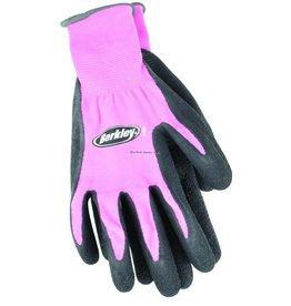 Berkley Berkley BTLCFG Ladies Coated Grip Gloves, Pink