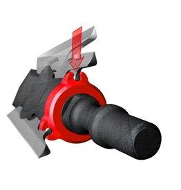 G5 G5- MEGAMEAT Crossbow Snap Lock red 12 pk
