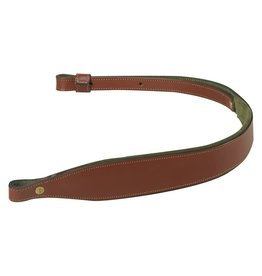 Levy's Levy's - Walnut European Size Rifle Sling - EX112-WAL