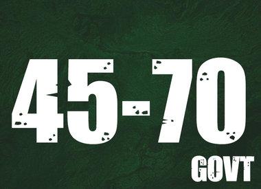 45-70 GOV
