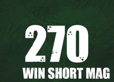 270 Win Short Mag