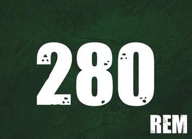 280 Rem