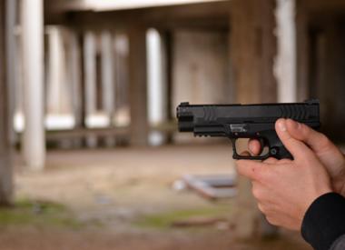 BB/Pellet Combo Pistols