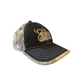 Bronson Bronson & Bronson Black/Camo Hat