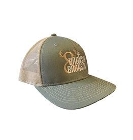 Bronson Bronson & Bronson Green Mesh Hat