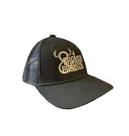 Bronson Bronson & Bronson Black Mesh Hat