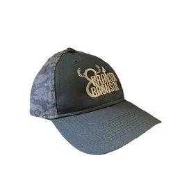 Bronson Bronson & Bronson Navy Camo Hat