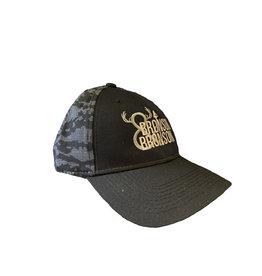 Bronson Bronson & Bronson All Black Camo Hat