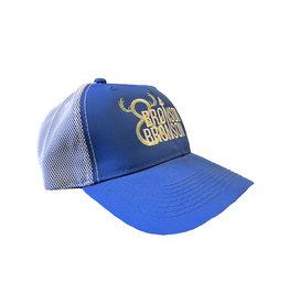 Bronson Bronson & Bronson Blue/White Mesh Hat