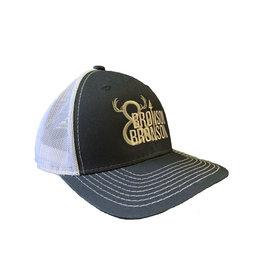 Bronson Bronson & Bronson Black/White Mesh Hat