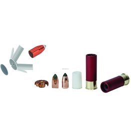 Federal Federal P208-TC Vital-Shok Trophy Sabot Slugs 20 GA, 2-3/4 in, 5/8oz, 1700 fps, 5 Rnd per Box