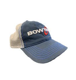 Bowtech BOWTECH Navy Trucker hat