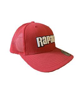 RAPALA APPAREL & WADERS Rapala Snap BackRed Mesh Hat