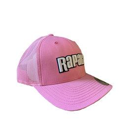 Rapala Rapala Snap Back Pink Mesh Hat