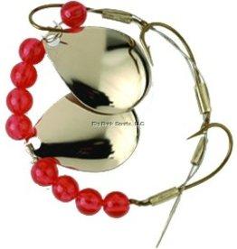 Lucky Strike Lucky Strike 701112-31 Crawler Harness Nickel Red (5325701-31)